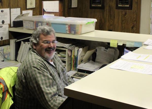 Front Desk Staff Member