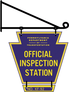 official pennsylvania vehicle inspection station