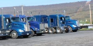 Boring Transport Fleet Small