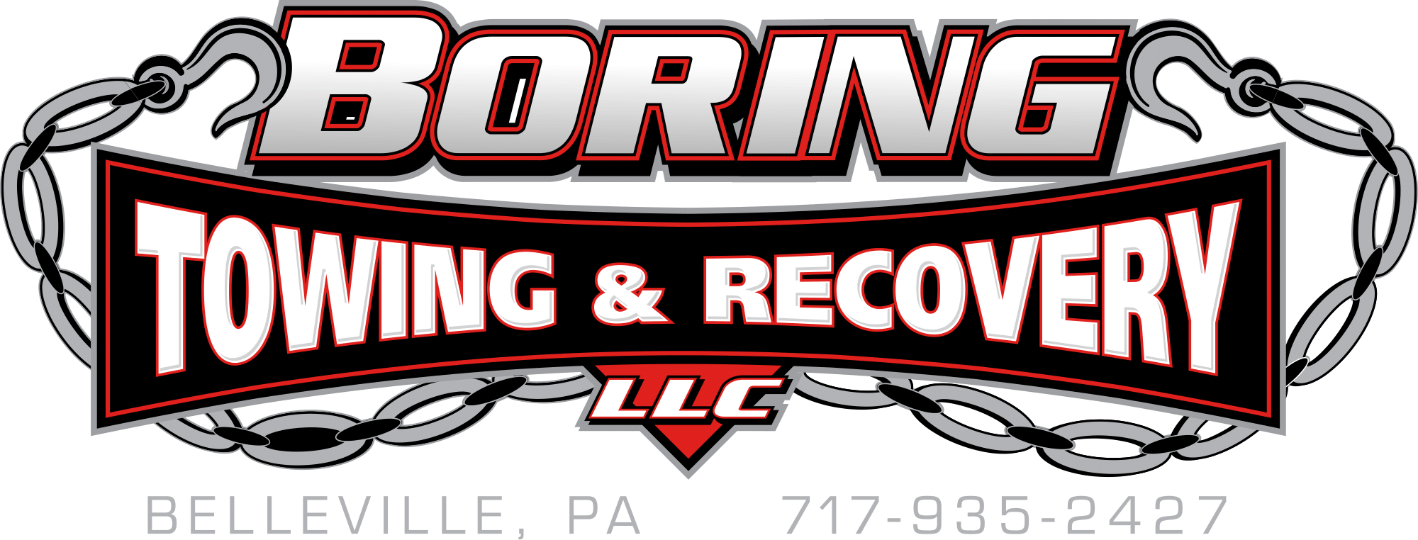 Boring Towing